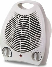 Optimus H-1322: Portable 2-Speed Fan Heater w/ Thermostat