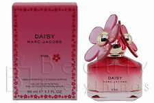 Marc Jacobs Daisy Kiss 1.7oz / 50ml EDT Spray NIB Sealed Women's Perfume