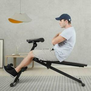 Multi-Functional Adjustable Full Body Exercise Weight Bench