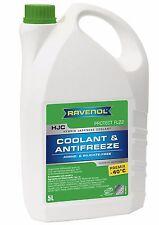 RAVENOL HJC Coolant Antifreeze FL22 5L Premix   Fits Mazda FL22 000077508E20