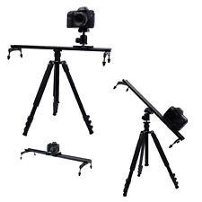 "60cm/24"" Sliding-pad Video Track Slider Dolly Stabilizer System for Canon Nikon"