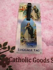 Our Lady of the Airways - Luggage Tag