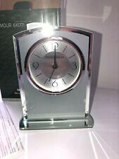 New HOWARD MILLER DESK TABLE MANTLE CLOCK - GLAMOUR 645711 Modern Look NIB