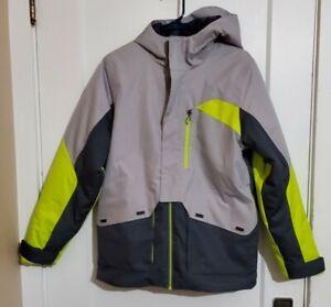 Obermeyer Junior Boy's Teen Gage Snow Ski WInter Jacket XLarge Green