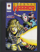Eternal Warrior #5 2nd Appearance of Bloodshot!