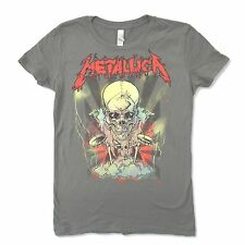 METALLICA - Boris - Girlie Girl Woman Damen Shirt - Größe Size L