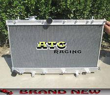 3-ROW 52MM Aluminum Radiator for SUBARU IMPREZA 2.0 TURBO WRX/STI 2000-2007 GDB
