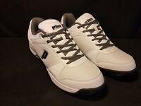 Prince Advantage Lite Mens 12 Tennis Shoes Sneakers White/Charcoal New w/Box