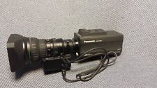 Panasonic AW-HE870E HD Convertible Camera with Fujinon a20x8.6bmd-dsd Lens Grade