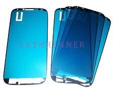 5x Rahmen Kleber Klebepad Glas Gehäuse Adhesive Display Frame Samsung Galaxy S4