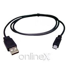Cable Micro USB a USB Macho-Macho NEGRO 70 cm Universal ¡Desde España! a423