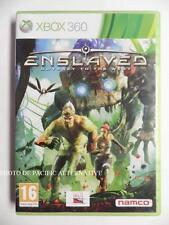 jeu ENSLAVED ODYSSEY TO THE WEST sur xbox 360 en francais game spiel juego gioco