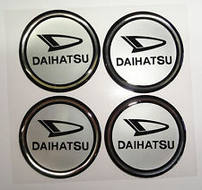 Vintage 90's Automotive Wheel Center Cap Round Emblem Accent Trim DAIHATSU 1.75