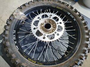 2003 KTM 525 sx rear wheel