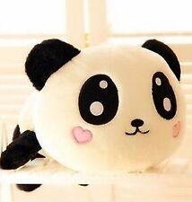 NEW CUTE PANDA SOFT TOY GIFT HANGING TOY PLUSH KIDS HEARTS CARTOON 20 CM ANIMAL