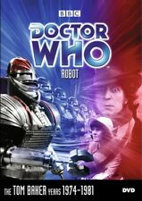 Doctor Who: Robot [New Dvd]