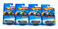 Hot Wheels: Realistix '05 1st Editions - Ford Shelby Concept w/ Variants, 4 Cars