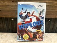 Wipeout 2 (Nintendo Wii, 2011) ABC Game Show Obstacle Course NEW SEALED