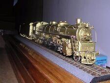"Brass Westside B.& O. T-3a 4-8-2 Steam Loco Unpainted ""H.O.Gauge"""