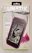 LUNATIK AQUATIK WATERPROOF Case for iPhone 6/6S 4.7 Pink