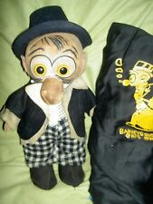 Extremely Rare, antique 1923 cloth Barney Google cloth character doll ~needs Tlc
