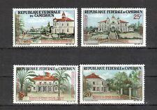 Kamerun Michelnummer  484 - 487 postfrisch  ( Übersee : 777 )