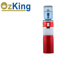New AIMEX WATER Free Standing Hot Cold and Ambient Dispenser! Red