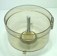 General Electric GE Food Processor D5FP1 Replacement Bowl Only Free Ship