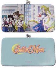 *NEW* Sailor Moon: Sailor Venus Mercury Jupiter Mars Hinged Wallet GE Animation