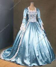Renaissance Faire Princess Cinderella Fairytale Ball Gown Formal Dress 150 Xl