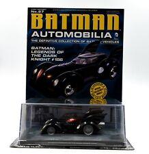 Eaglemoss Batman Automobilia - No.27 Legends of The Dark Knight #156 Vehicle