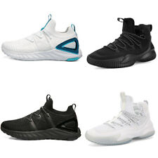 PEAK Mens Basketball Shoes Breathable Lighweight Sneakers Casual Sports Shoes
