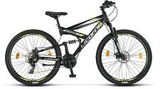 26 27,5 29 Zoll Mountainbike Fully MTB Scheibenbremse fully Vollfederung 21 Gang