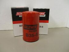 BALDWIN  B35-S  ENGINE OIL FILTER    LOT OF 2