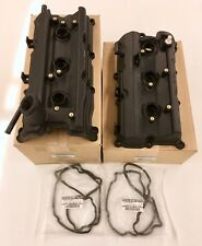 Infiniti Driver Passenger Valve Covers Gaskets FX35 M35 G35 Cpe Sdn 350Z New OEM