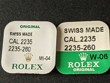 Rolex Caliber:2230-260 Minute Wheel.  Genuine New Sealed Package