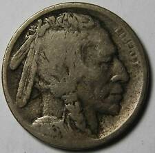 1913S Type 2 Buffalo Nickel 5¢ Coin Lot # MZ 4221