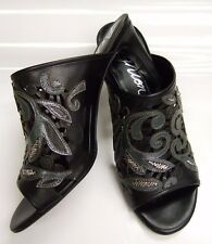 Brighton, Revue Shoe, Black Catch the moon collection, Sizes 6.5 - 10 Available