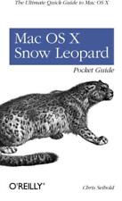 Seibold-Mac OS X Snow Leopard Pocket Guide BOOK NUOVO