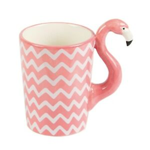 Sass & Belle Ziggy Flamingo Mug -Brand New - Hot trend !