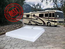 TRAVEL SALE! 8-IN Short Queen Memory Foam Mattress for RVs inc 2 FREE PILLOWS