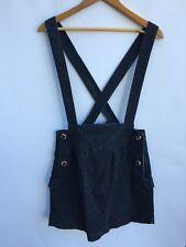 Sass And Bide Size 30 AU 12 Denim Skirt Overalls