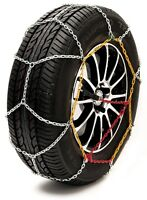 "Sumex Husky Winter Classic Alloy Steel Snow Chains for 20"" Car Wheel Tyres -PAIR"