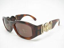 d4c210196cae New Versace VE 4361 5217 73 Havana with Brown Sunglasses