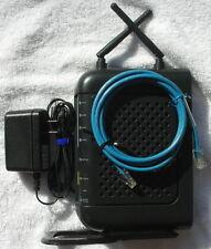 Belkin F5D8235 Wireless-N Router 300 Mbps 4-Port Gigabit Switch NAS Storage WIFI