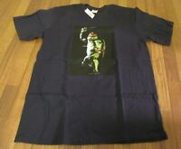 Supreme Raphael Tee T-Shirt Size Medium Navy Blue SS21 Ninja Turtles New 2021 DS