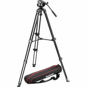Manfrotto  MVT502AM + MVH500A Tripod, MVK500AM. EU Seller! NEW! No Fees!