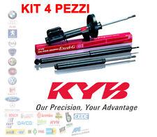 Kit 4 front shock absorbers rear fiat doblo 1.2 1.3 1.6 1.9 jtd MTJ kyb