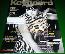 Play Keyboard Like HIROMI, Roland A-88 Weighted Key Controller Rev 2016 Magazine