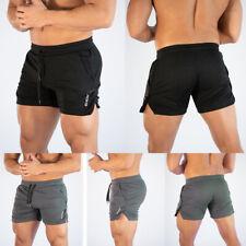 Men GYM Fitness Shorts Running Sport Workout Casual Jogging Training Sweatpants